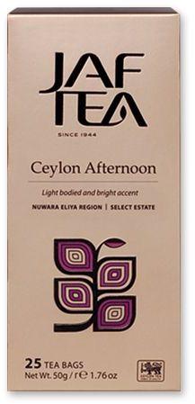 JAFTEA BLACK černý čaj, 50 g