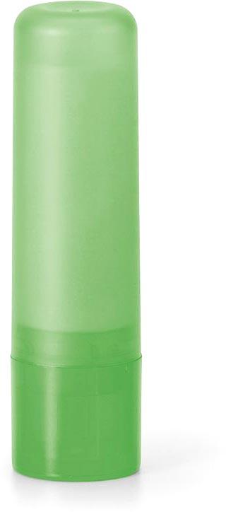Balzám na rty světle zelený s potiskem