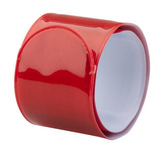 Červená reflexní páska 23,5 cm