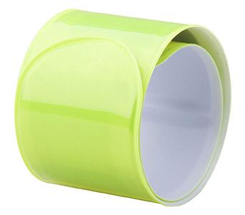 Reflexní žlutá páska 23,5 cm