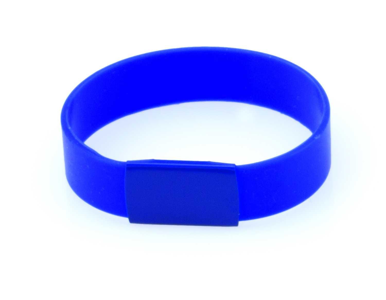 Baren modrý náramek