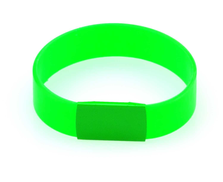Baren zelený náramek
