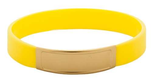 Truddy žlutý pásek na ruku