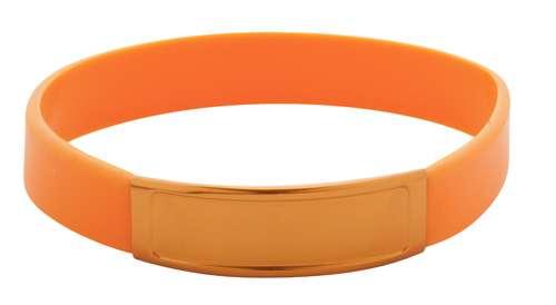 Truddy oranžový pásek na ruku