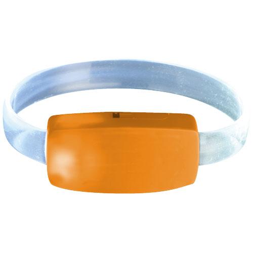 Páska na zápěstí Raver s potiskem