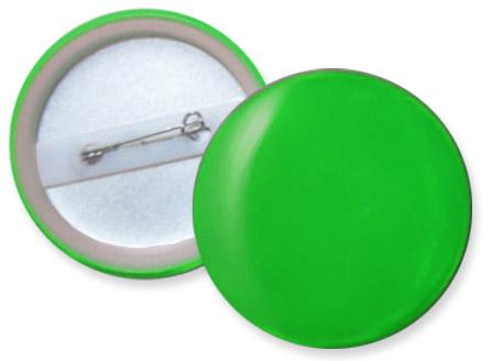 Reflexní odznak 5,5 cm s potiskem