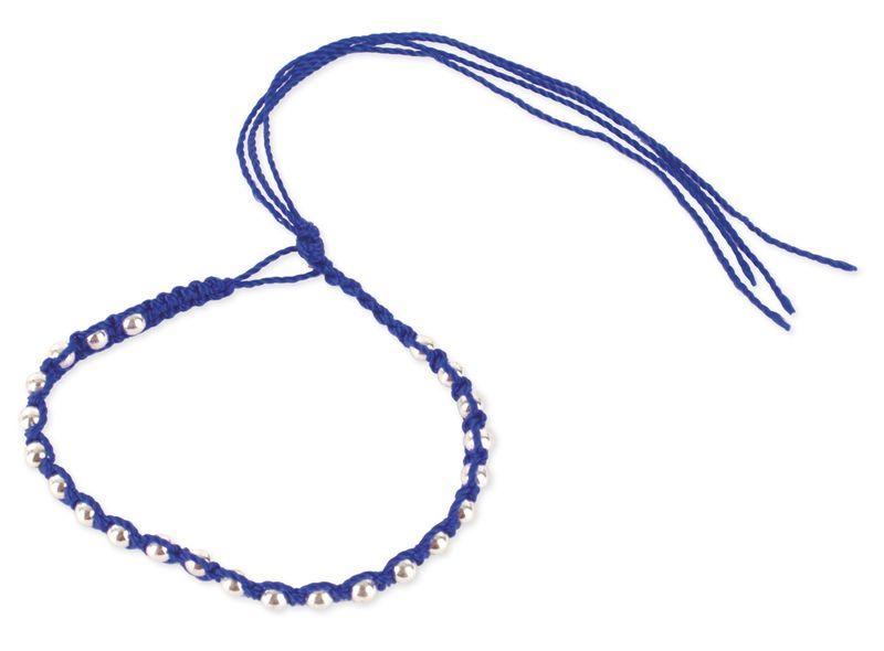Náramek Combi námořnická modrá s potiskem