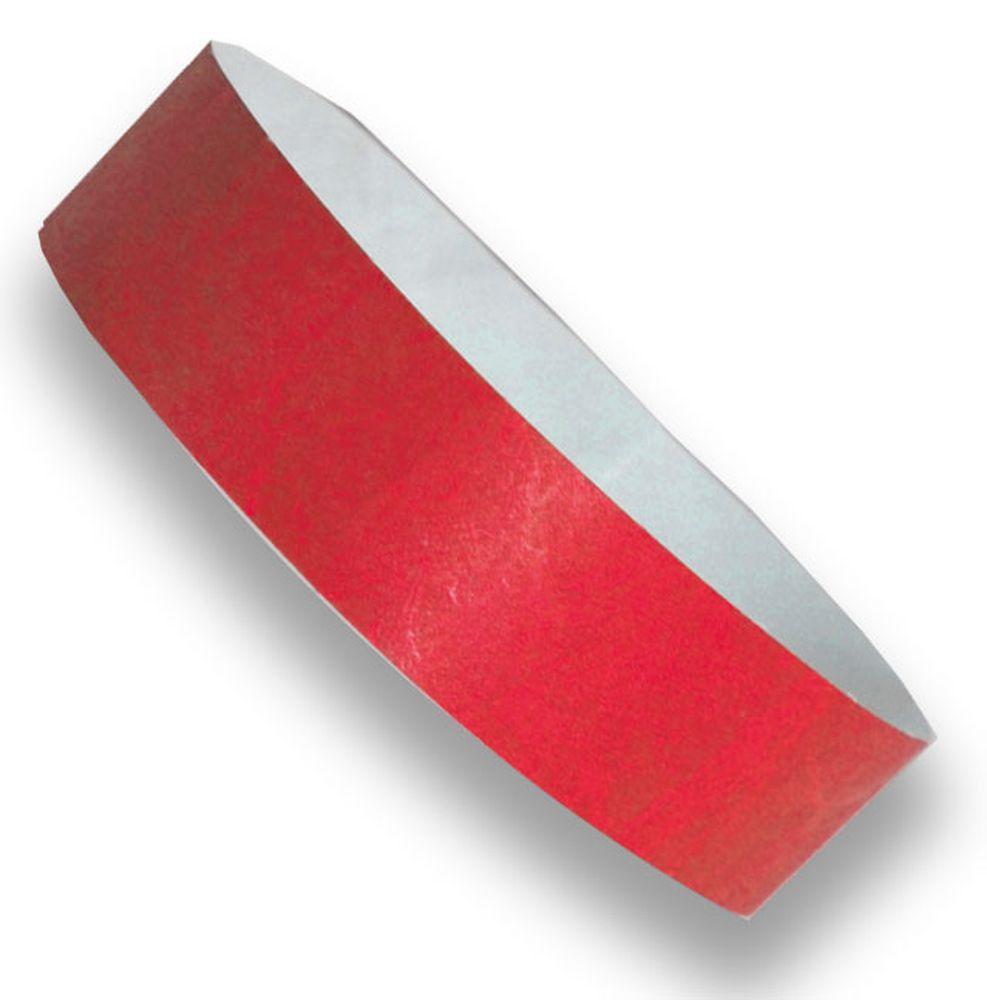 Označovací náramek červený