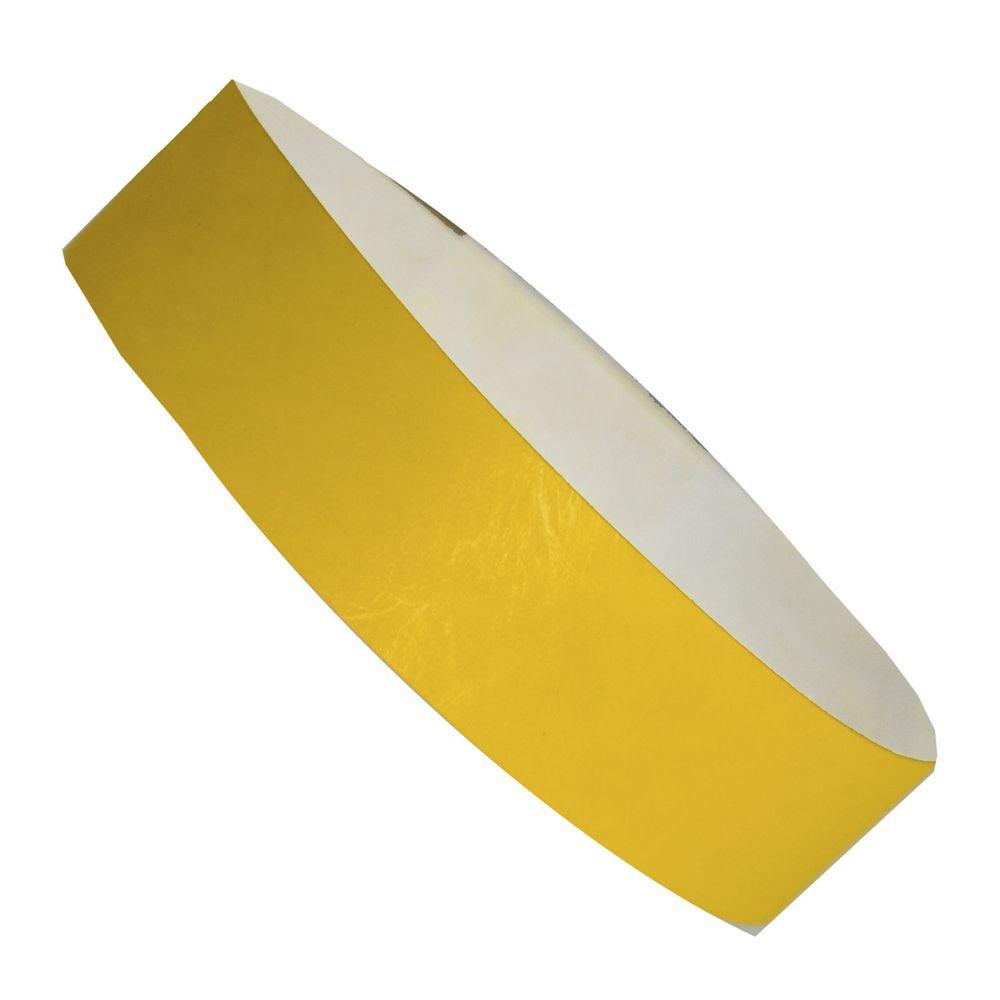 Označovací náramek žlutý