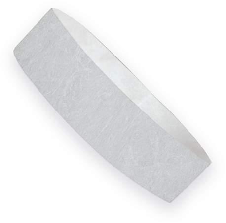 Označovací náramek, stříbrná