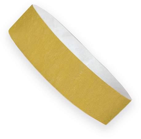 Označovací náramek, zlatá