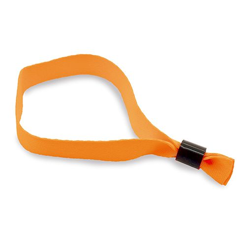 Stahovací náramek oranžový