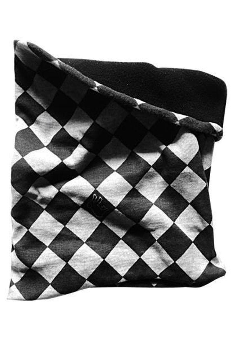 Fleecová bandana s plnobarevným potiskem