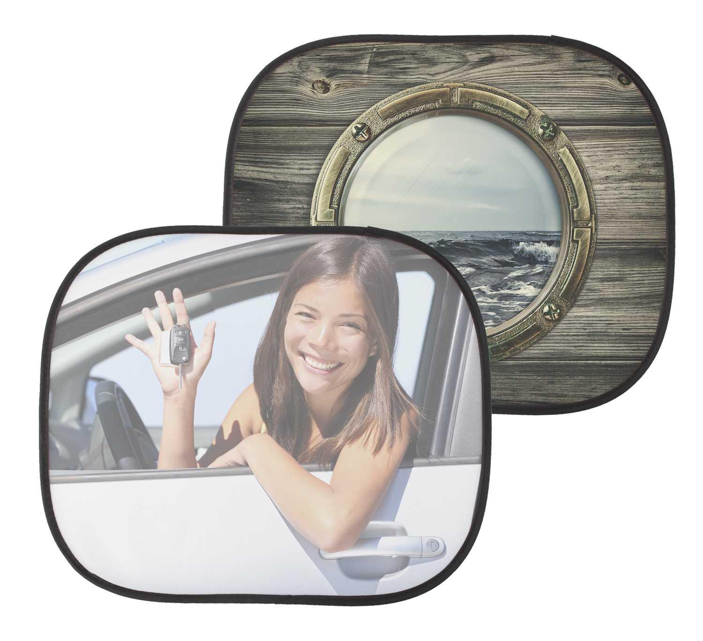 Suboside clona na okno auta se sublimačním tiskem