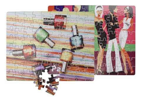 Sublimační puzzle