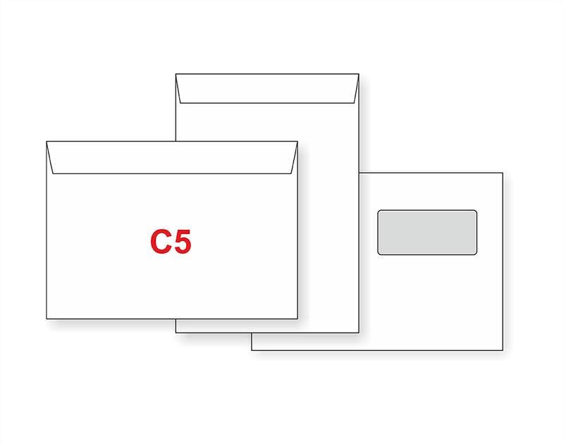 Dopisní obálky C5