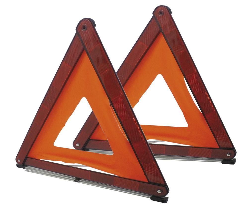 Výstražný trojúhelník oranžový