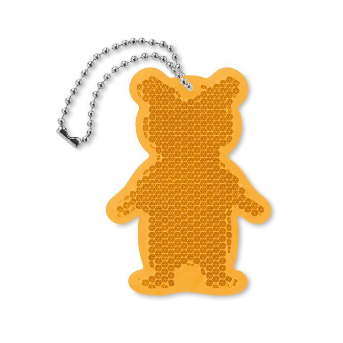 Odrazka ve tvaru medvídka