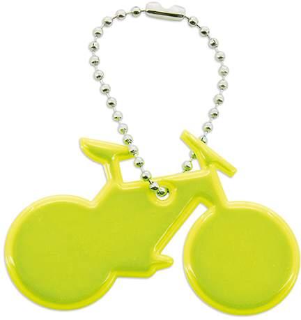 Reflexní přívěšek - bicykl