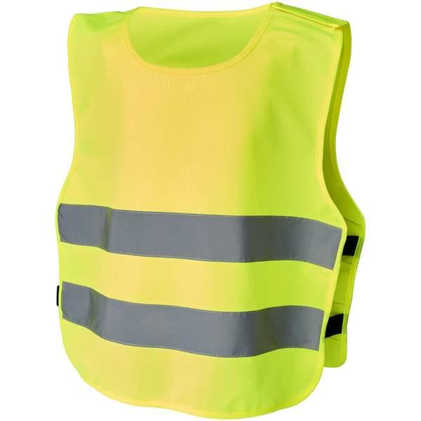 Bezpečnostní vesta Odile s háčkem a smyčkou pro děti ve věku 3-6 let