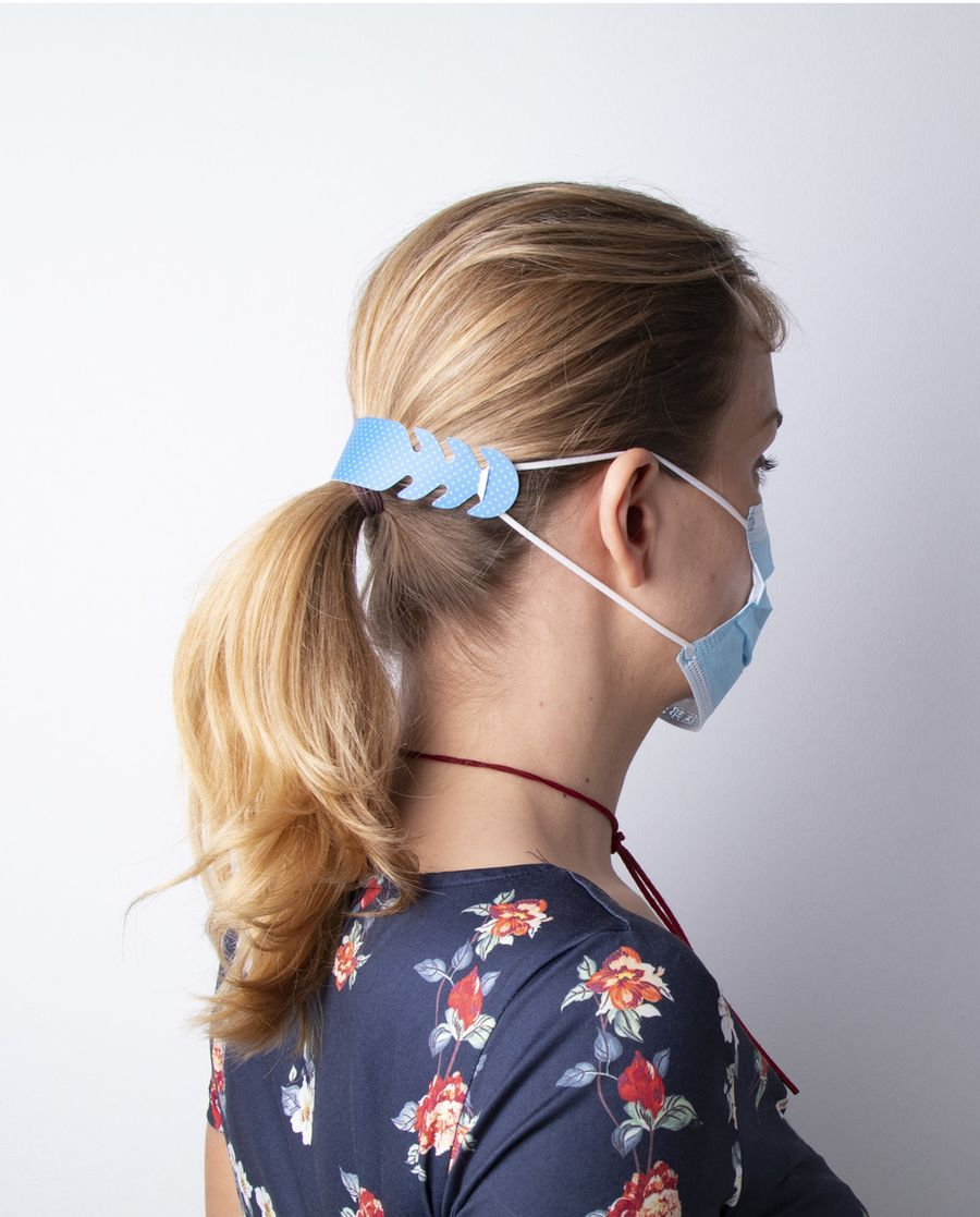 EarSave Creative prodlužovač obličejové masky