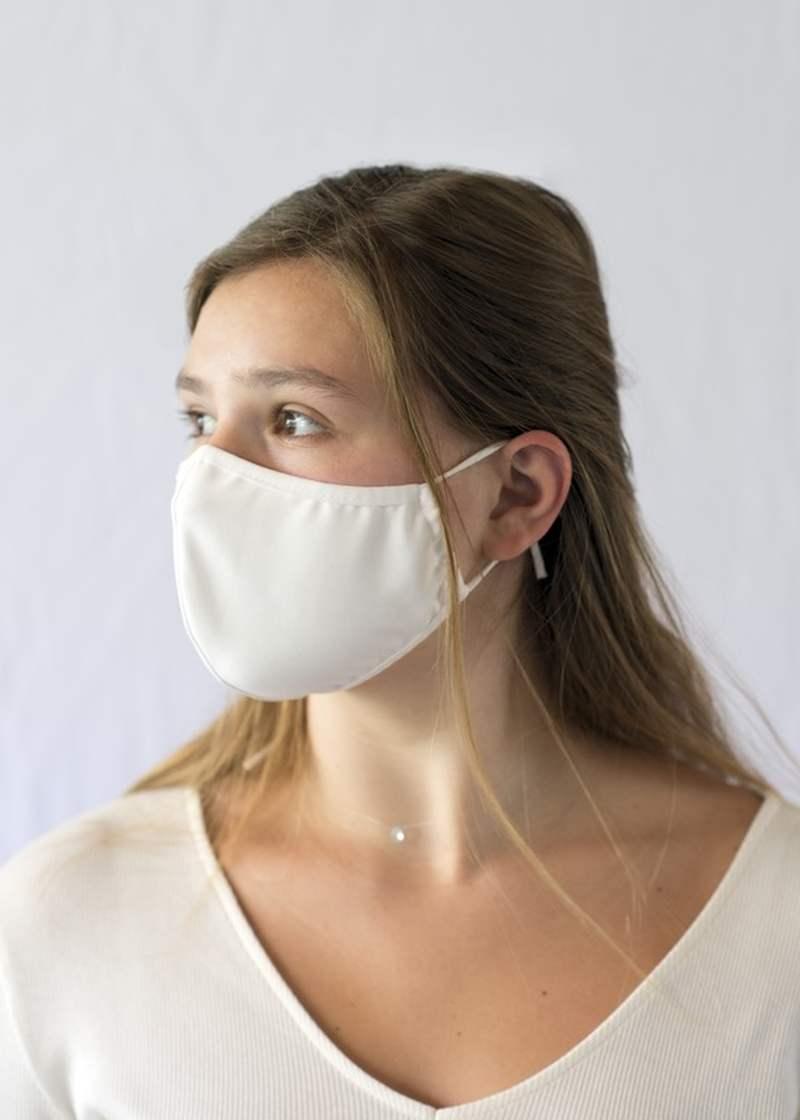 Obličejová maska Clover