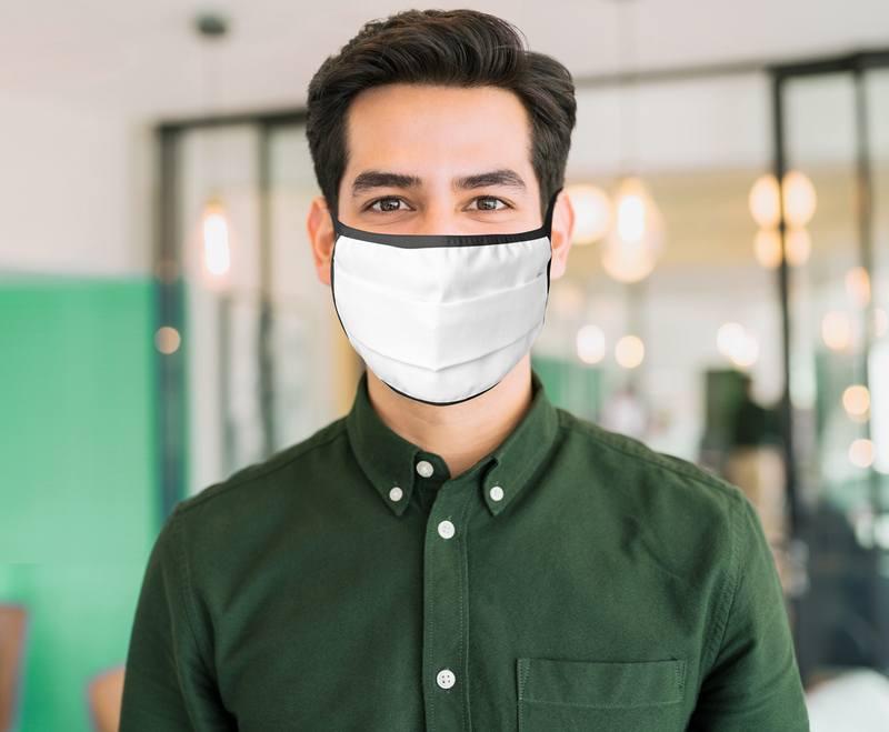 Pratelná obličejová maska WashMask
