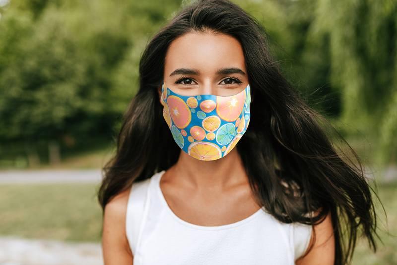 Maska na obličej SuboFace