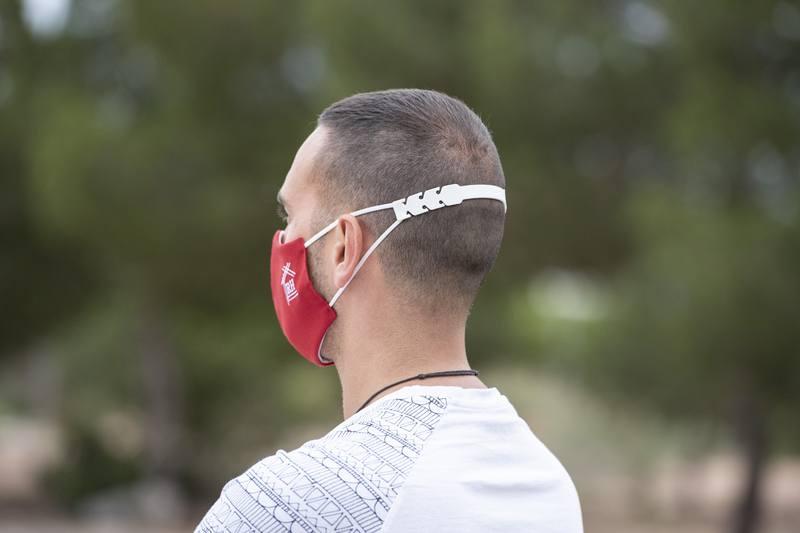 Prodlužovač obličejové masky Sivin