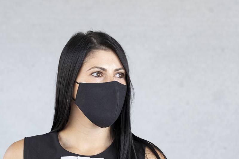 Pratelná obličejová maska Liriax S