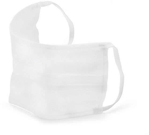 Opakovaně použitelné, 2 x 40g / m2, ochranný obličejový štít