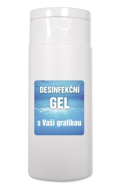 Dezinfekční gel v lahvičce 50 ml