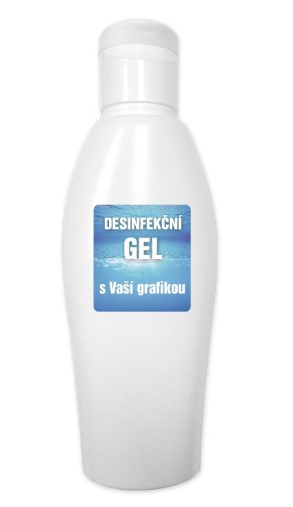 Dezinfekční gel v lahvičce 100 ml