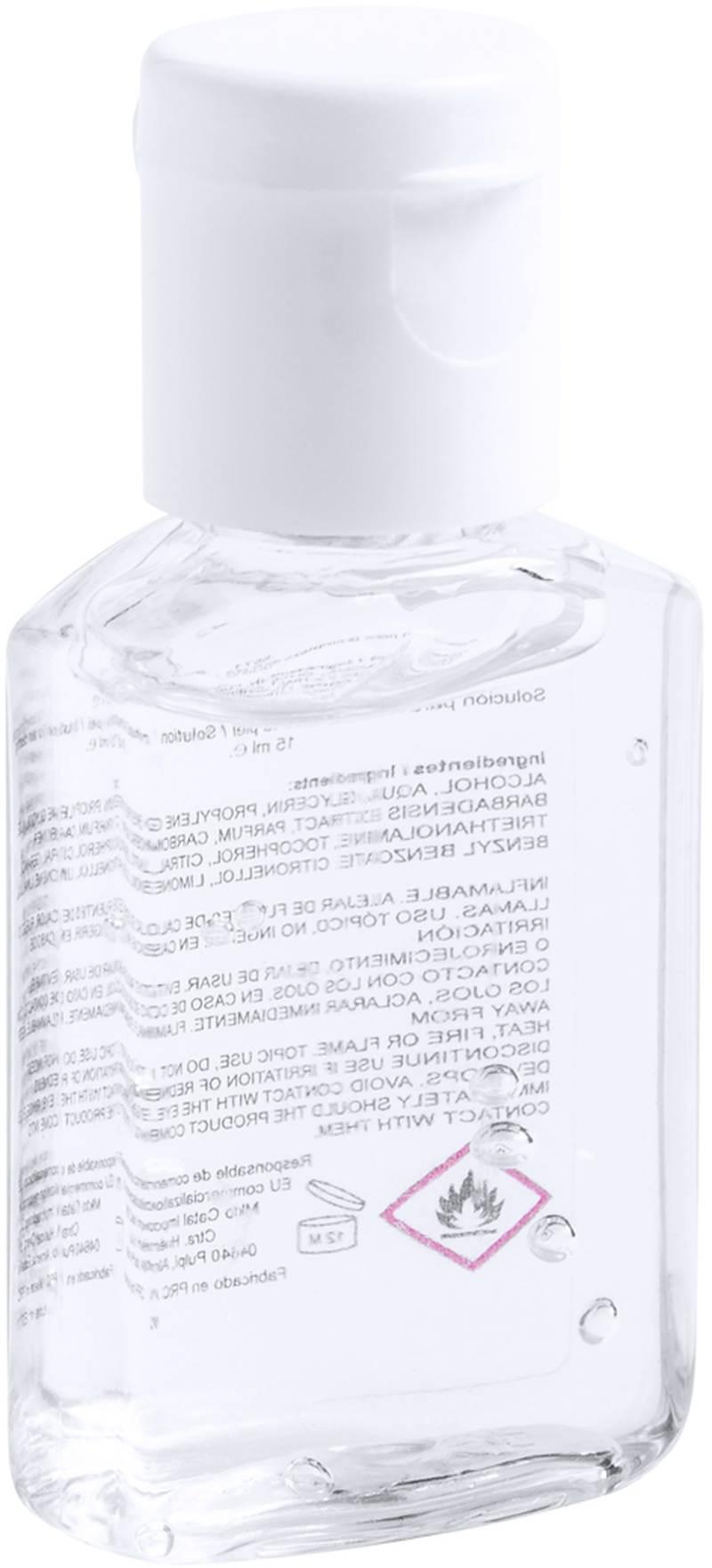 Bradul čistící gel na ruce