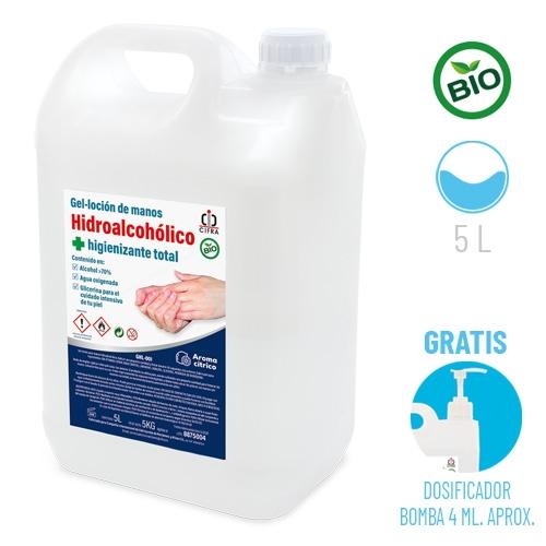 Dezinfekční gel 5L