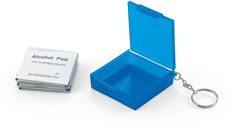 BLONDEL. Krabička s antibakteriálními ubrousky