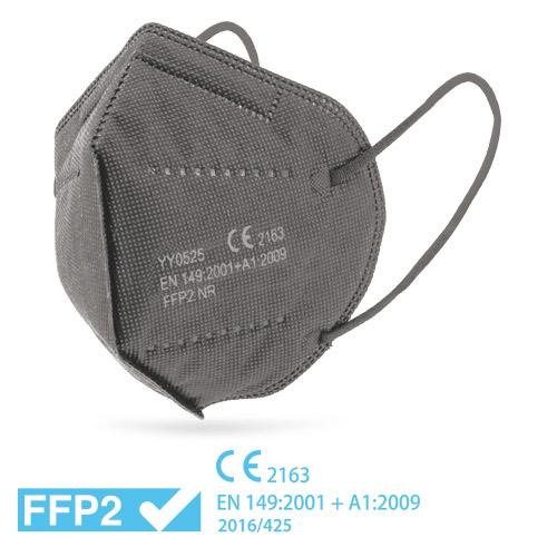 Respirátor FFP2 šedý