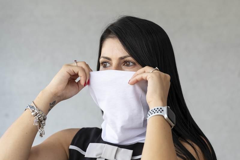 Nical antibakteriální víceúčelový šátek