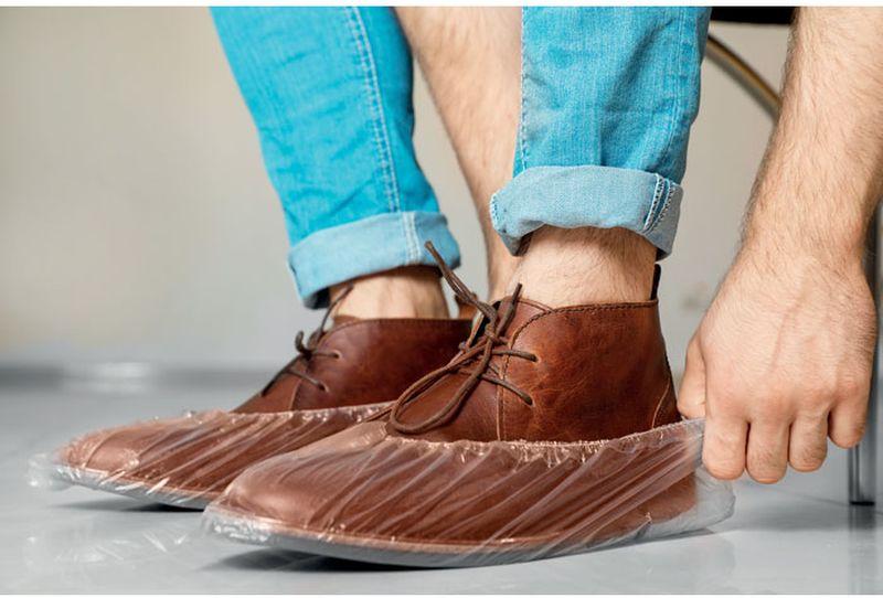 Shoecover Sáček s návleky, 100ks