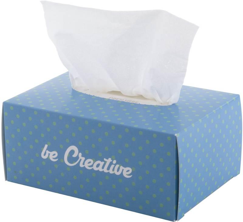 CreaSneeze papírové kapesníčky