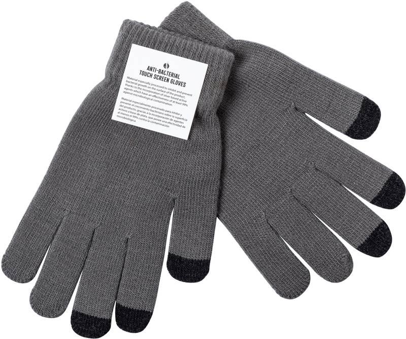 Tenex antibakteriální dotykové rukavice
