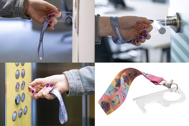 Hygienický klíč NoTouch Wrist