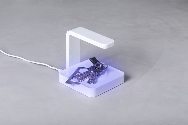 Bezdrátová nabíječka s uv sterilizátorem Blay