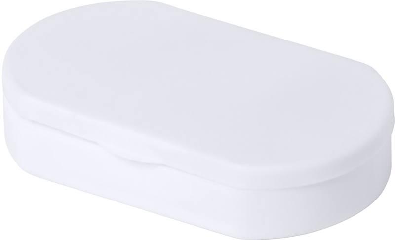 Antibakteriální box na pilulky Hempix