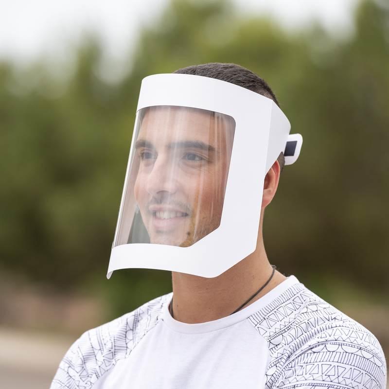 Muns obličejový štít