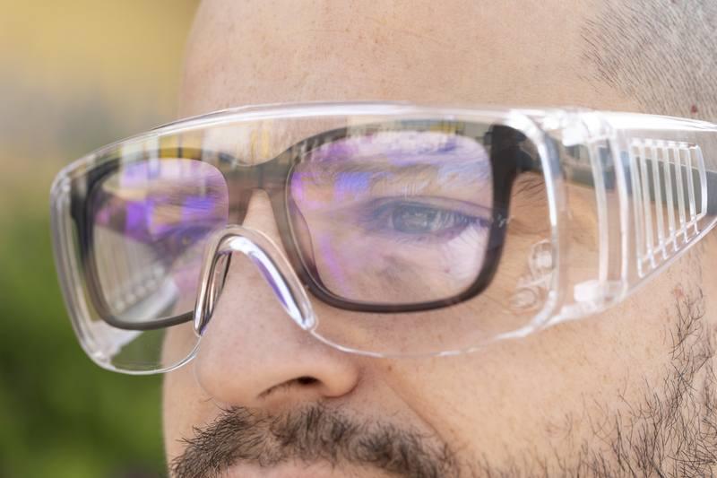 Ochranné brýle Hezal