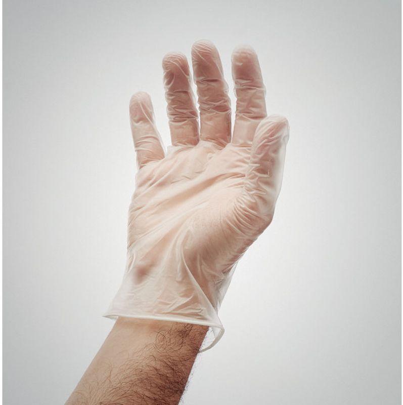 Gloves xlarge Jednorázové rukavice XL, 100ks