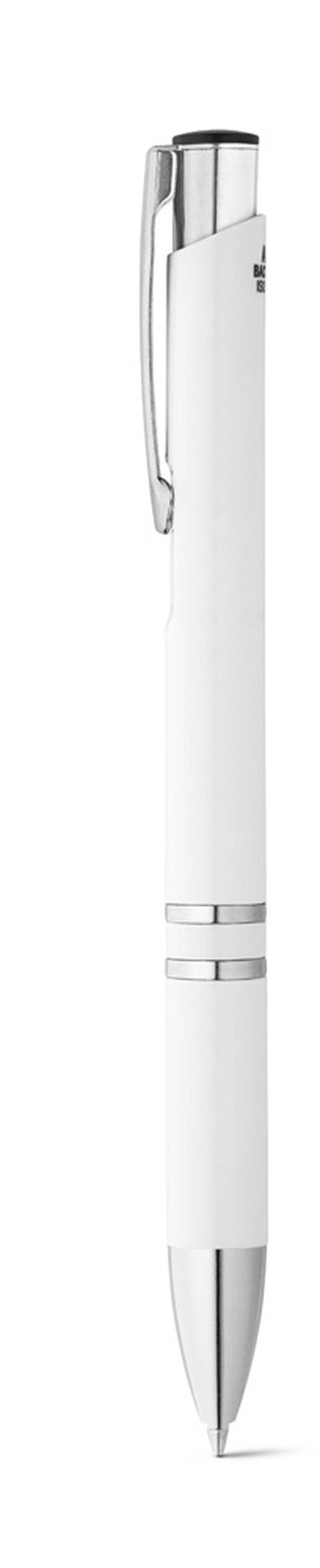 BETA SAFE. Antibakteriální kuličkové pero z ABS