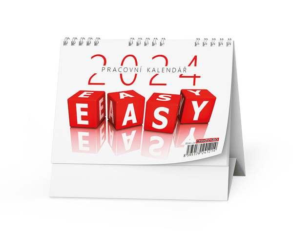 Stolní kalendář - Pracovní kalendář EASY