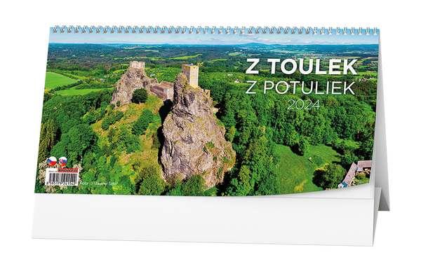 Stolní kalendář - Z toulek